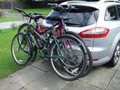 Streetwize Tow Ball Mounted 3 Cycle Carrier Bike Rack, Bike Carriers,cycle racks - Grasshopper Leisure